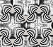 Seamless engraving pattern Stock Image