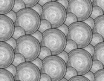 Seamless engraving pattern Royalty Free Stock Photo