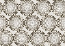 Seamless engraving pattern Stock Images