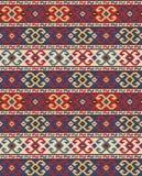 Seamless ethic Georgian pattern. For background, textile Stock Photo