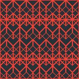 Seamless ethic pattern . Abstract background in bright colors. Vector illustration. A good choice for the background decoration, website, flyers, brochures and Royalty Free Stock Photography