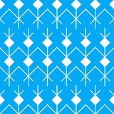Seamless ethic pattern . Abstract background in bright colors. Vector illustration. A good choice for the background decoration, website, flyers, brochures and Vector Illustration