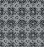 Seamless ethic and tribal pattern royalty free illustration