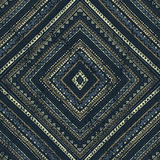 Seamless ethnic background. Vintage geometric pattern. Mosaic Royalty Free Stock Images