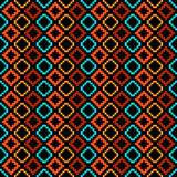 Seamless ethnic indian pattern Stock Image