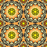 Seamless ethnic ornament Stock Photography