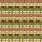 Seamless ethnic pattern Stock Photos