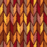 Seamless ethnic pattern. Colorful palette -  illustration Royalty Free Stock Image