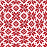 Seamless ethnic pattern Stock Image