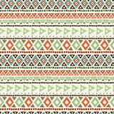 Seamless ethnic pattern Royalty Free Stock Photos