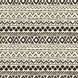 Seamless ethnic pattern Stock Photo