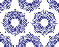 Seamless ethnic pattern Royalty Free Stock Photography