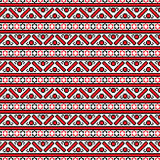 Seamless ethnic pattern Royalty Free Stock Image