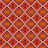 Seamless ethnic pattern Stock Images