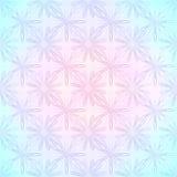 Seamless ethnic texture. Fashion style abstract background, Seamless kaleidoscope montage Stock Image