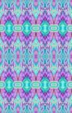 Seamless ethnic traditional ikat pattern. Small ditsy ikat pattern. seamless ethnic afrikan design Royalty Free Stock Photo