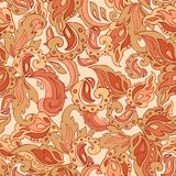 Seamless etno pattern. Stock Image
