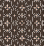 Seamless expensive Victorian pattern in retro vintage Stock Photo