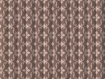 Seamless expensive Victorian pattern in retro vintage style. Vector illustration Royalty Free Stock Photos