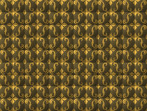Seamless expensive Victorian pattern in retro vintage. Style. vector illustration Stock Photo