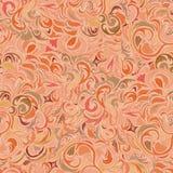 seamless färgrik blom- modell Stock Illustrationer