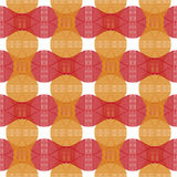 Seamless fabric Royalty Free Stock Images
