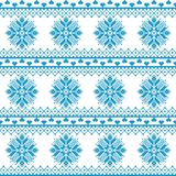 Seamless fabric. The occasion. Merry Christmas and happy New year. Pixels. Royalty Free Stock Photo