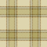 Seamless fabric pattern Stock Photography