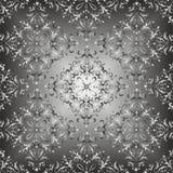 Seamless fabric pattern and light pattern Royalty Free Stock Image