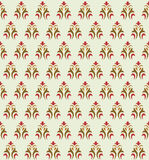 Seamless fancy vector pattern Stock Photos