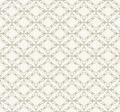 Seamless fancy wallpaper and background Royalty Free Stock Photo
