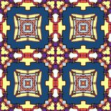 Seamless fantasy pattern. Stock Image