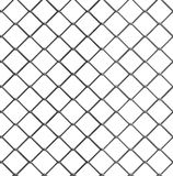 Seamless fence chain Royalty Free Stock Photo