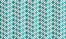 Seamless fern leaves pattern. Abstract fern leaves seamless zigzag background pattern Stock Photos