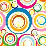 Seamless festive texture. Vector illustration Stock Photo