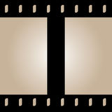 Seamless Film Strip Vector Stock Image