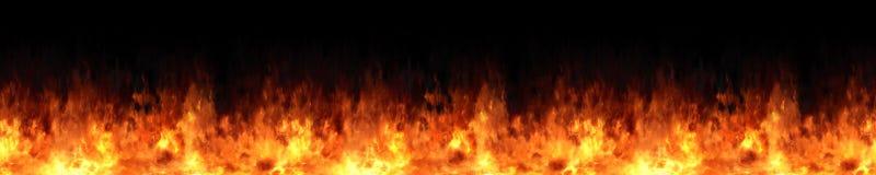 seamless fire texture illustration stock photo