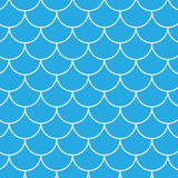 Seamless fish pattern. EPS 10  illustration Stock Photos