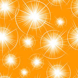Seamless Flare Pattern Royalty Free Stock Images