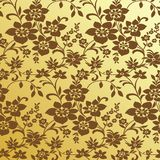 Seamless floral background. Floral background(can be repeated and scaled in any size Royalty Free Stock Photography