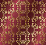 Seamless floral background. Vector illustration Stock Photography