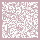 Seamless   floral   background. Seamless pink  abstract  floral   background Royalty Free Stock Photo