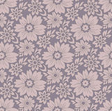 Seamless-Floral background Stock Images