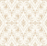Seamless - Floral background Royalty Free Stock Photos