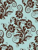Seamless Floral Background. Royalty Free Stock Photos