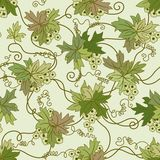 Seamless floral background. Royalty Free Stock Photography