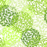 Seamless floral background. color abstract Royalty Free Stock Photos