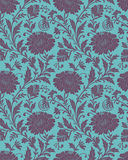 Seamless-Floral background for fabric Stock Photos