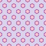 Seamless floral background,  illustration. Seamless floral backgdrop,  illustration Stock Image