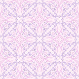 Seamless floral background. Intricate floral motif pattern for webpage design. Vector Stock Photos